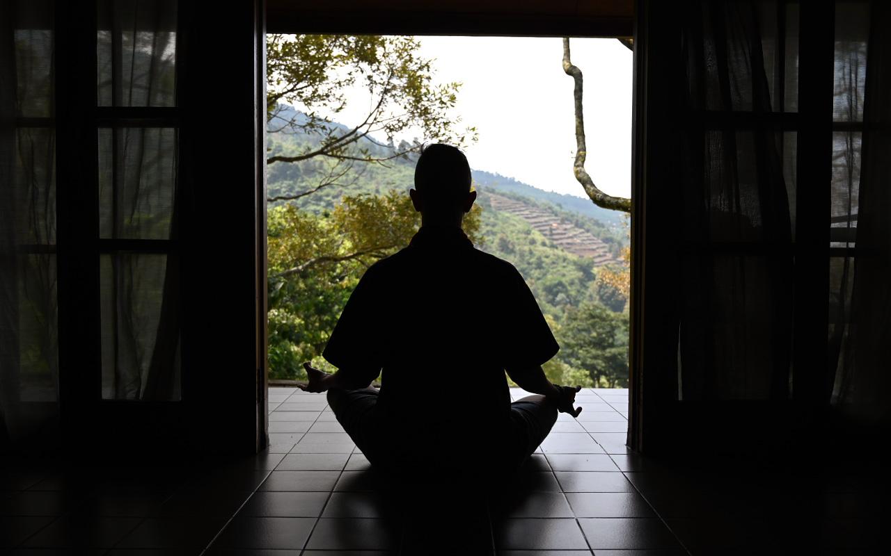 Didiet Maulana meditasi for anxiety