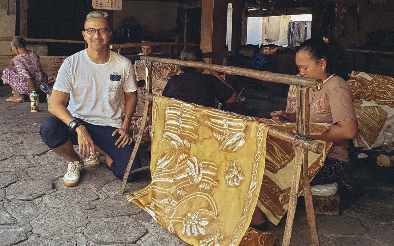Didiet Maulana Rumah Batik Nyah Kiok Lasem 2